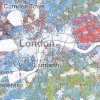 UK Ethnicity Dot Map
